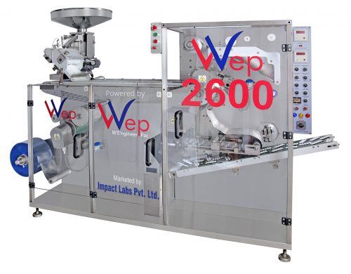Manufacturer Of Blister Packaging Machine In India Ropp Caps